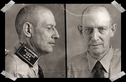 "The real ""Birdman,"" Robert Stroud"