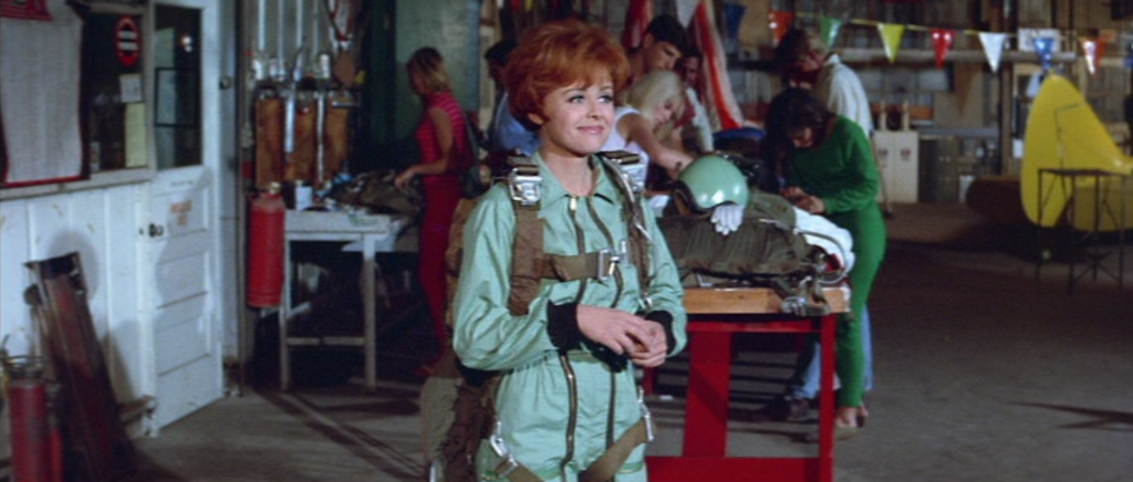 Have I mentioned that Deborah Walley is cute yet? I must be slipping.