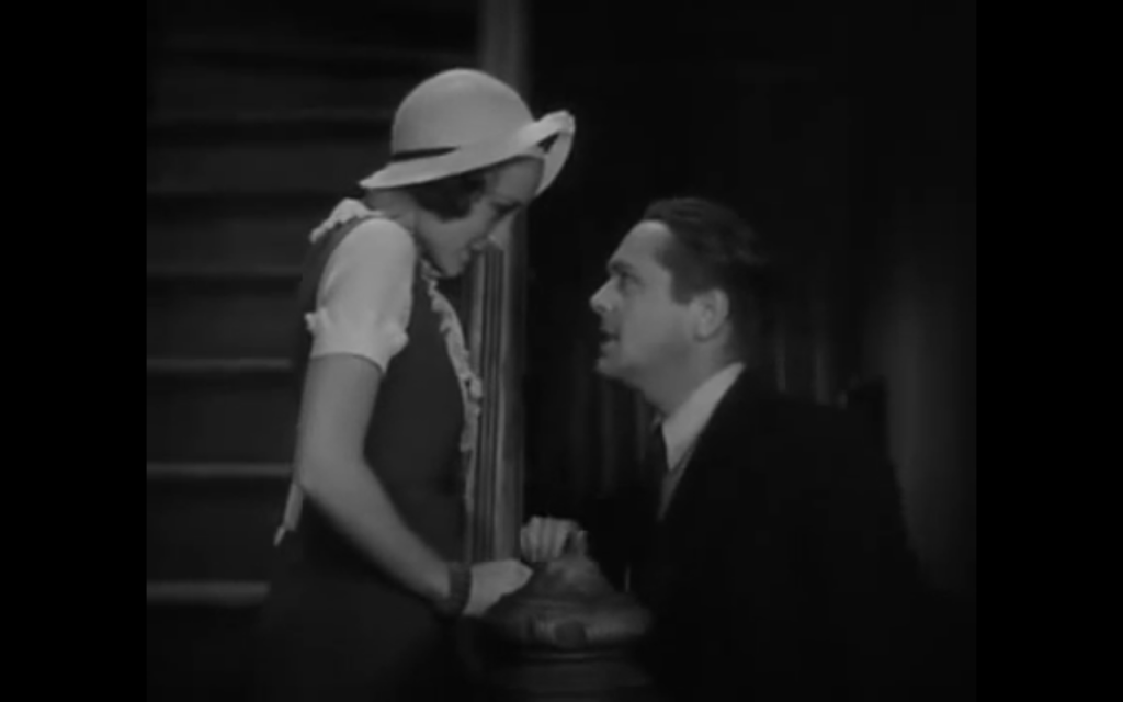 Frank Borzage's BAD GIRL